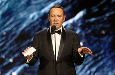 Kevin Spacey sexual assault allegations being reviewed by prosecutors