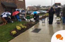 Why I'd pull up a deckchair, skive off work and queue in the rain to buy a house