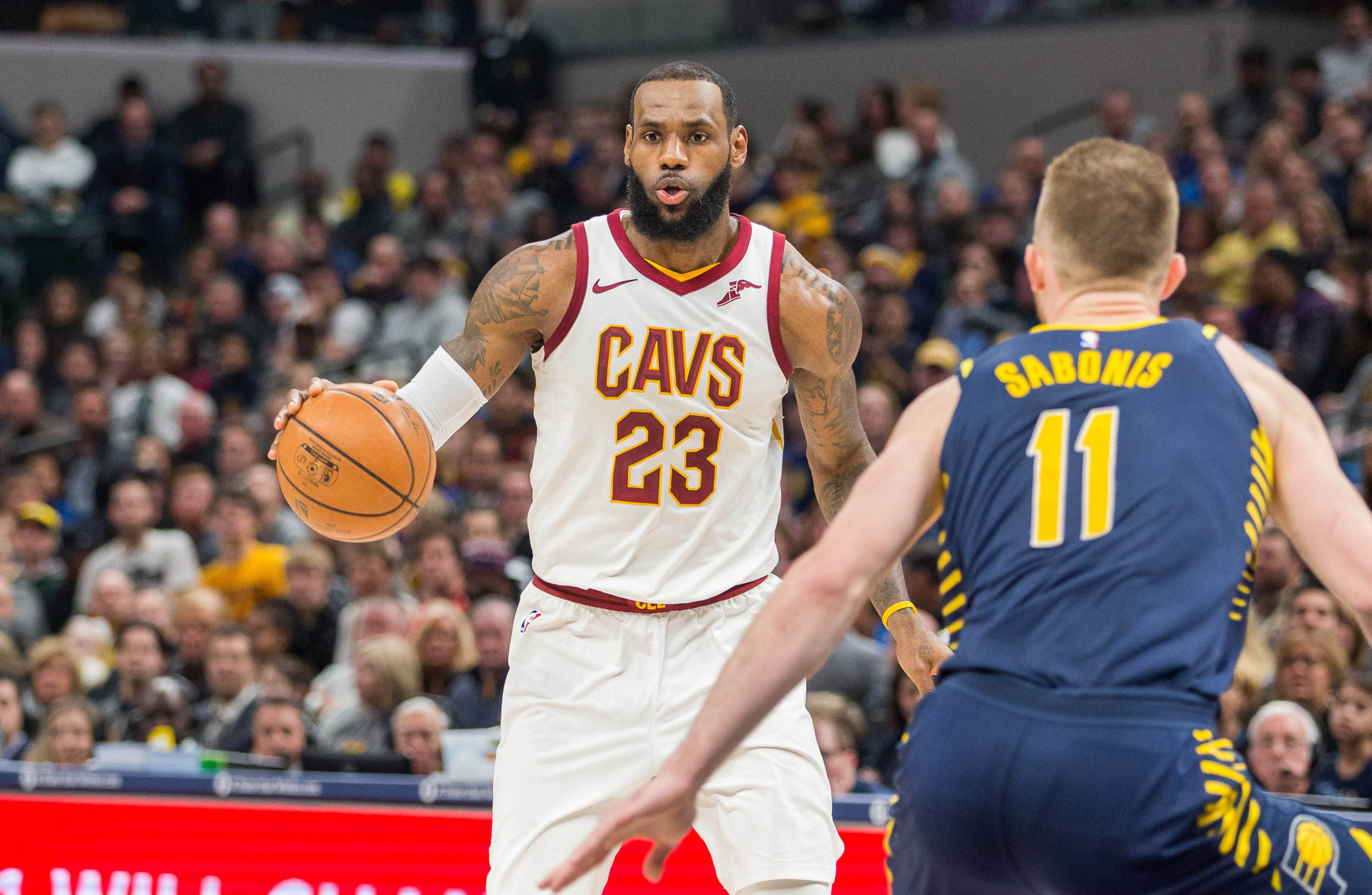 NBA Playoff Odds 2018: Championship Favorites & Betting Series Prices