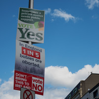 Tidy Towns groups across the country are asking campaigners not to put up posters