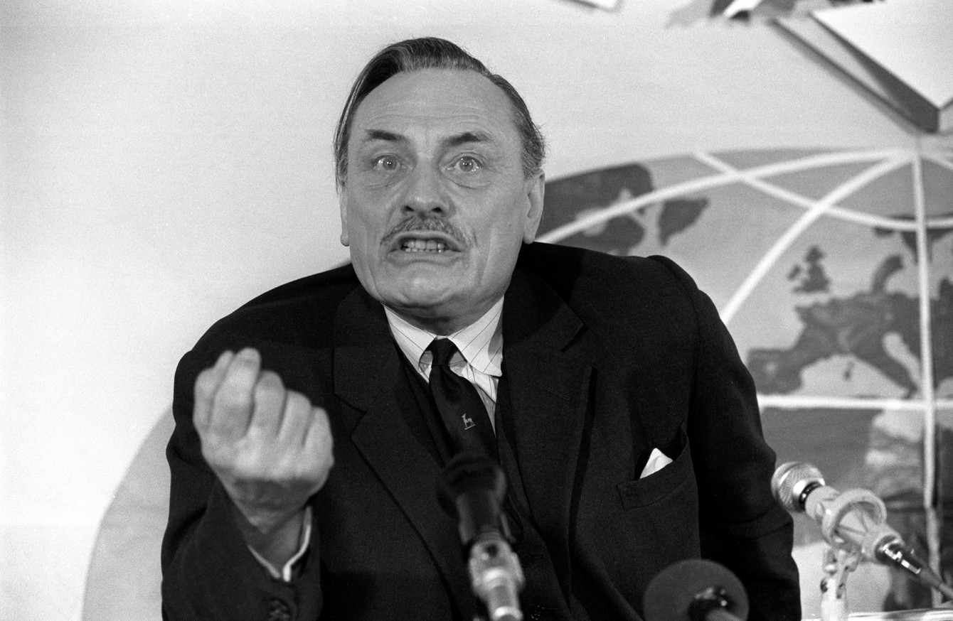 BBC defends plans to broadcast Enoch Powell\'s Rivers of Blood speech ...