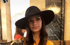 11 reasons why I am obsessed with Emily Ratajkowski's glamorous (and kind of scaldy) wedding