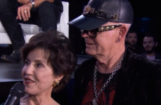 Katy Perry's mam and dad ripped it out of her on TV, and looked like they enjoyed it