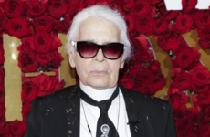 Karl Lagerfeld is 'fed up' with #MeToo, and says models should join a nunnery