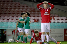 Keohane strikes against his former club as City keep the pressure on Dundalk