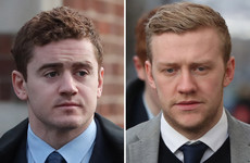 IRFU and Ulster 'revoke contracts' of Paddy Jackson and Stuart Olding