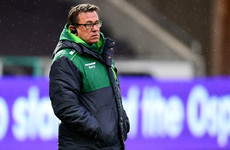 'That saved us from embarrassment' - Keane pleased to see Connacht spirit despite defeat in Glasgow