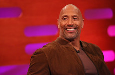 Dwayne 'The Rock' Johnson did his Moana rap on Graham Norton, much to everyone's delight