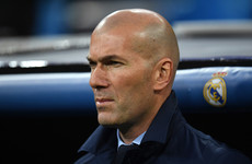 Furious Zidane blasts 'robbery' claims and bemoans 'anti-Real Madrid' critics