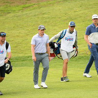 Birdie finish sees Dunne take one-shot lead into final round of Open de Espana