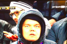 Brian O'Driscoll's doppelganger spotted in Moscow and more tweets of the week