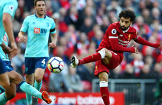 'Salah is going to claim all three goals' – Henderson mocks Kane in Golden Boot race