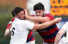 Munster youngster scores hat-trick for Garryowen, Clontarf thrash title holders Cork