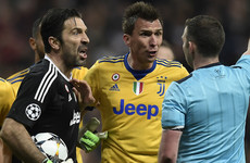 Juventus icon Buffon has no referee rant regrets: 'I'd say it all again'