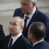 Putin says further Syria strikes from Western powers would spark 'chaos'