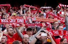 Dublin set to stage Liverpool versus Napoli friendly, according to club president