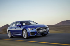 Introducing the all-new Audi A6 Avant