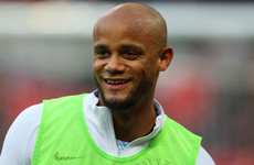 'I've never been able to retain a title': Kompany already thinking of league defence