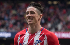 Diego Simeone hails 'icon' Fernando Torres after landmark 100th La Liga goal