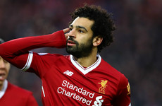 Salah a serious rival to Messi and Ronaldo in Ballon d'Or battle, says former Liverpool great