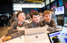 Here's a look inside Microsoft's new €5m tech facility for Irish school students