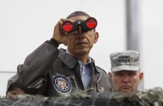 Obama warns North Korea against conducting rocket test