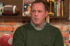 Irishman resigns from prestigious American football job after alleged drink driving incident