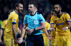 Referee Michael Oliver gets police support after threats