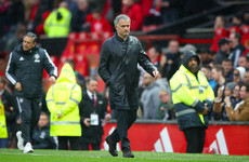 Man United stars face axe as Jose Mourinho fumes