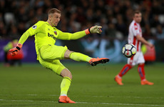 David Moyes surprised by Joe Hart error