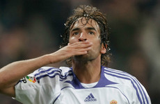 Real Madrid icon Raul to begin coaching badges alongside Barca great Xavi