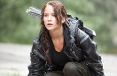 The Hunger Games takes record $155 million in opening weekend