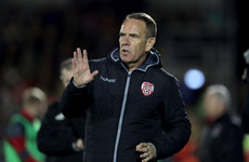 'Five wins now at Brandywell and he's up in the cemetery looking down on us'