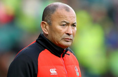 Four men summoned to English court in relation to Eddie Jones abuse