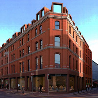 Here's what the plans look like for Dublin's newest hotel