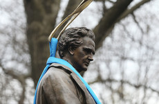 Statue of gynaecologist who performed experiments on slaves removed from New York's Central Park