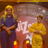 Behold this unaired episode of Quizone where the kids competed against their parents