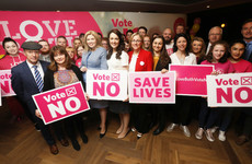 Love Both launches its referendum campaign and criticises 12 weeks proposal for abortion