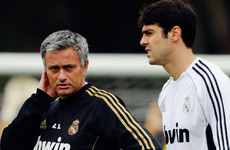 Kaka opens up about 'respectful but complicated' relationship with Mourinho