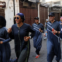 Once considered a rebellion, sports clothing for women is becoming the norm in Saudi Arabia