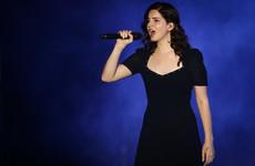 Lana Del Rey was body-slammed by a fan after her Antwerp concert