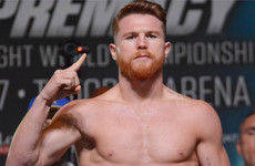 Canelo Alvarez banned for six months over failed drug test