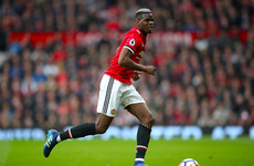 Pogba starts amid talk of potential United exit
