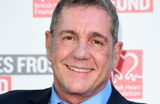 TV star Dale Winton dies aged 62