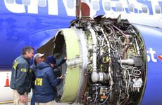 Engine inspections ordered in wake of woman's death after being partially blown out plane window mid-flight