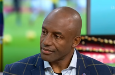 Ex-England striker John Fashanu paid his brother Justin £75k to keep quiet about his sexuality