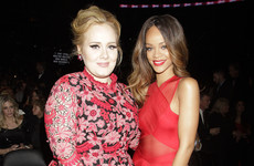 Adele wrote a lovely profile of Rihanna to celebrate her spot on Time's Most Influential People of 2018