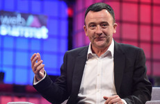 Despite pumping millions into his latest idea, Colm Lyon is in no hurry to take over the world
