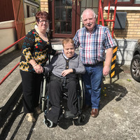 'It's been a long wait': Two anonymous callers donate �8k for spina bifida patient's wheelchair