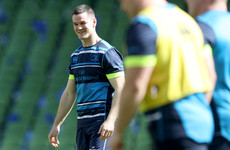 Sexton willing to curb fiery instincts with captaincy as Leinster embrace Scarlets test